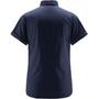 Haglöfs Idun Lite SS Shirt Dam tarn blue