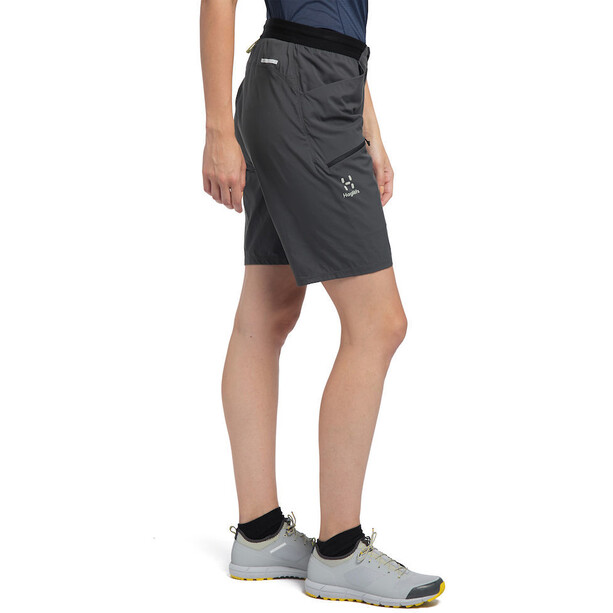 Haglöfs L.I.M Fuse Shorts Dam grå