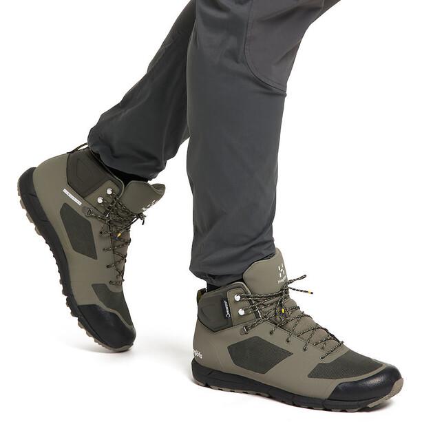 Haglöfs L.I.M Proof Eco Mid Shoes Herr sage green/deep woods