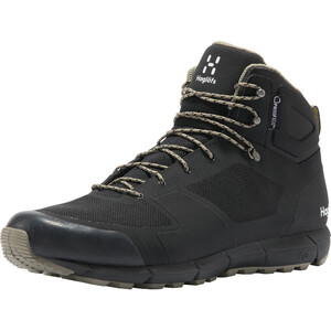 Haglöfs L.I.M Proof Eco Mid Shoes Herr true black true black