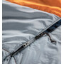 Haglöfs Moonlite Sleeping Bag 150cm Barn tangerine/gravel grey