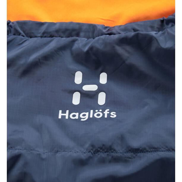 Haglöfs Tarius -5 Sleeping Bag 205cm blå