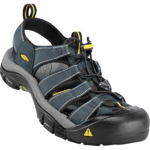 Keen Newport H2 Sandals Men navy/medium gray navy/medium gray