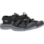 Keen Venice II H2 Chaussures Femme, noir/gris