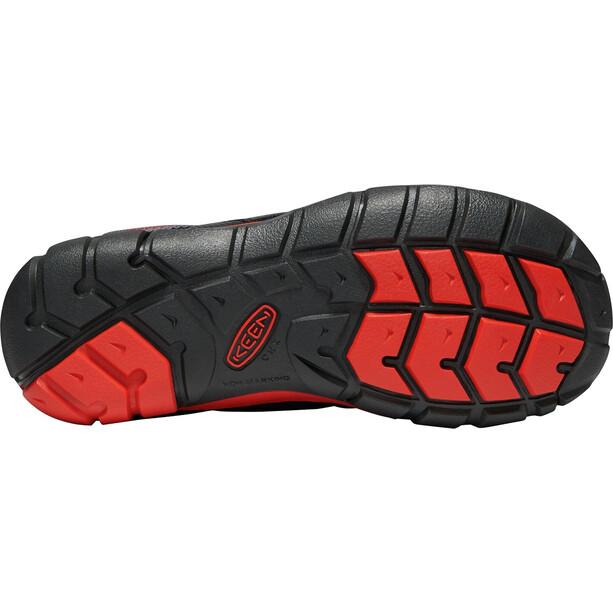 Keen Chandler CNX Schuhe Jugend schwarz/rot