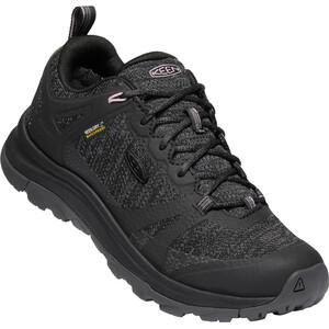 Keen Terradora II WP Schuhe Damen schwarz/grau schwarz/grau