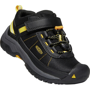 Keen Targhee Sport Schuhe Kinder black/keen yellow black/keen yellow