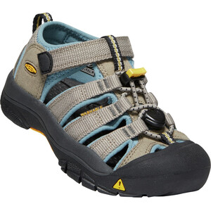 Keen Newport H2 Sandalen Kinder timberwolf/smoke blue timberwolf/smoke blue