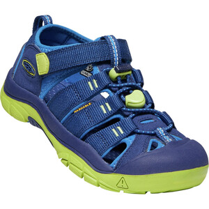 Keen Newport H2 Sandalen Jugend blue depths/chartreuse blue depths/chartreuse