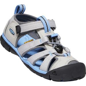 Keen Seacamp II CNX Sandals Kids, vapor/steel grey vapor/steel grey
