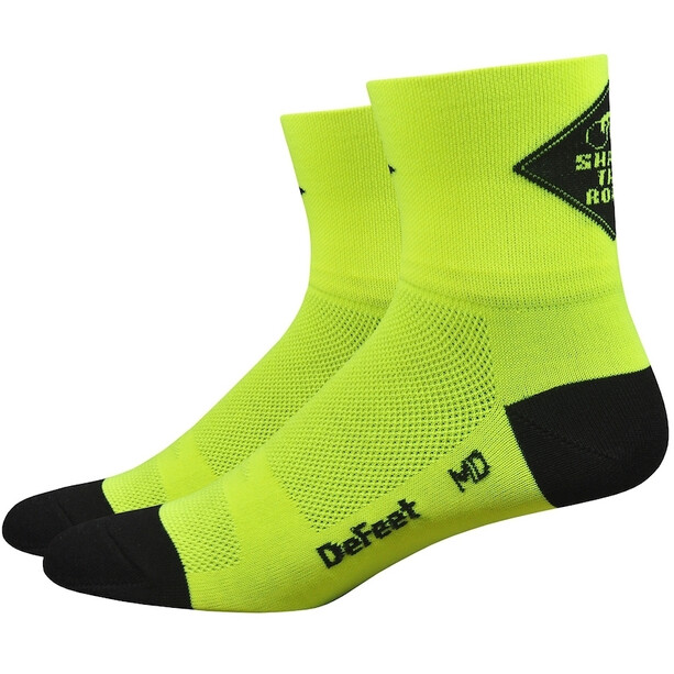 "DeFeet Aireator 3"" Socken share the road"