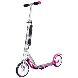 HUDORA Big Wheel Scooter Ciudad Niños, rosa/blanco rosa/blanco