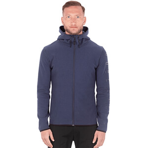 Cube Advanced Zip Hoodie Men dark blue dark blue
