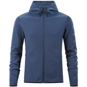 Cube Advanced Veste à capuche zippée Homme, bleu bleu