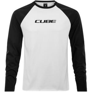 Cube Organic Langarm Shirt Herren black´n´white black´n´white