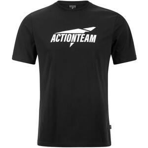 Cube Organic T-Shirt Actionteam Herren black black