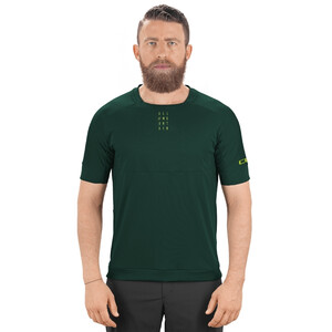 Cube AM Round Neck Jersey shortsleeve Herr dark green dark green