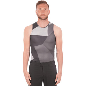Cube Baselayer NS Mesh Shirt Men grey camo grey camo