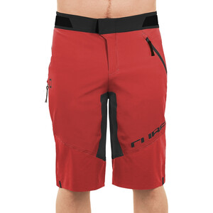 Cube Edge Baggy Shorts Herren red red