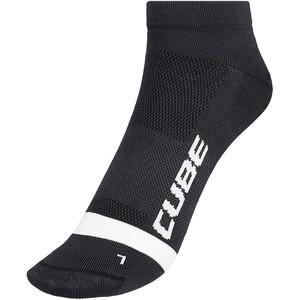 Cube Blackline Low Cut Socken schwarz schwarz