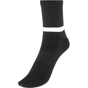 Cube Blackline Mid Cut Socken schwarz schwarz