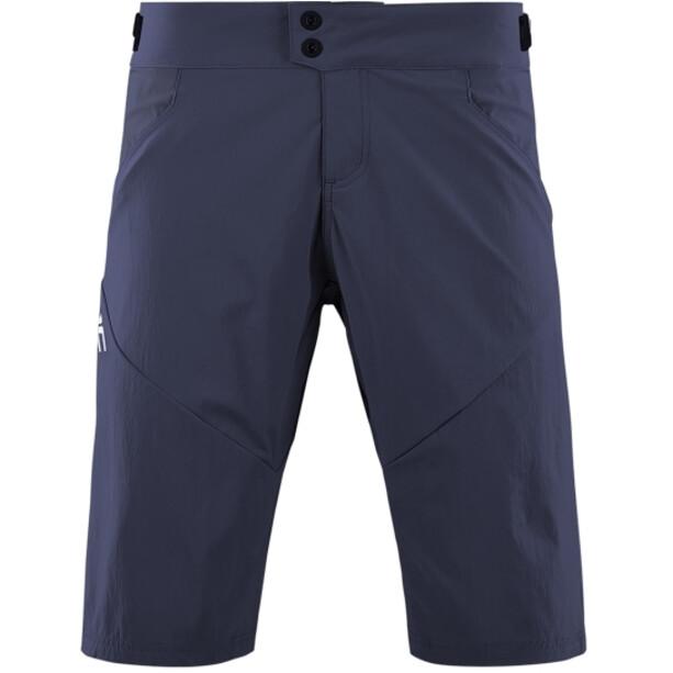 Cube Teamline Shorts inkl. indershorts Damer, blå