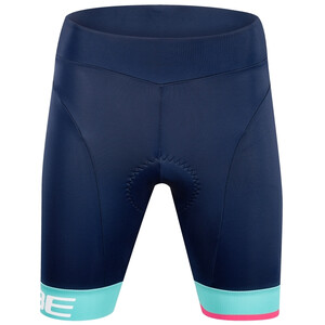 Cube Teamline Fahrrad Shorts Damen blau blau