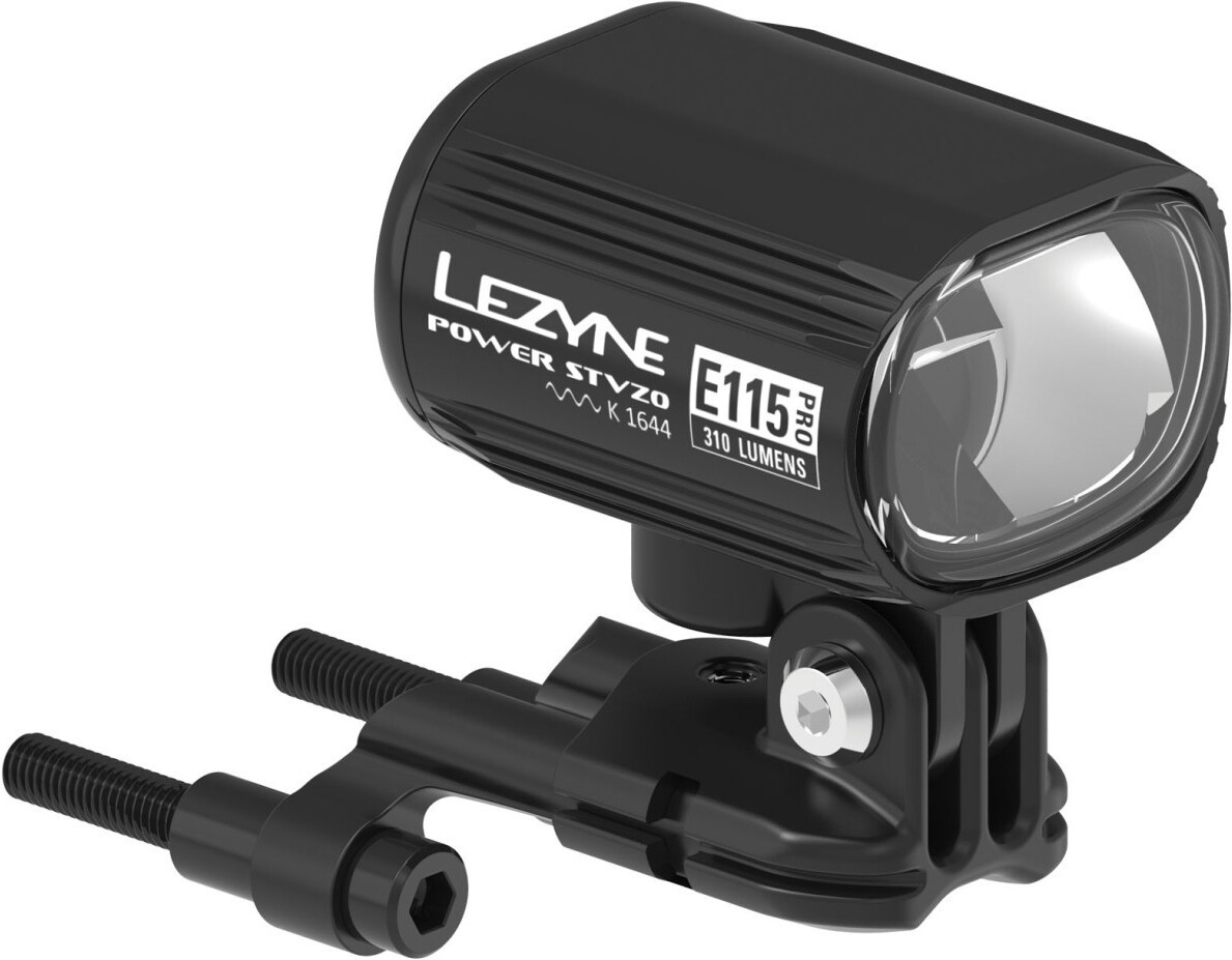 Lezyne Power Pro E115 LED Frontlicht