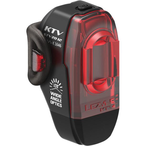 Lezyne Hecto Drive 40/KTV Drive LED Beleuchtungsset black