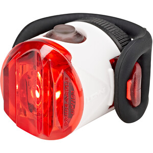 Lezyne LED Femto Drive LED Rücklicht weiß/schwarz weiß/schwarz