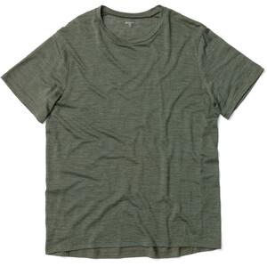Houdini Activist Kurzarm T-Shirt Herren oliv oliv