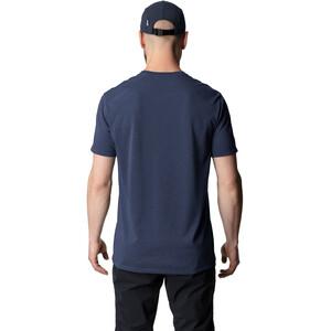 Houdini Big Up Kurzarm T-Shirt Herren bucket blue bucket blue