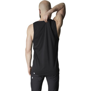 Houdini Big Up Tank Top Herren true black true black