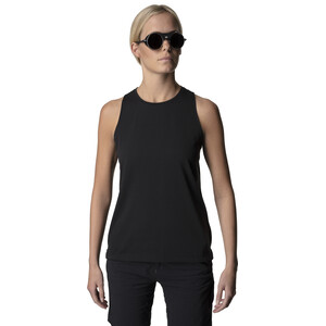 Houdini Big Up Tank Top Damen true black true black