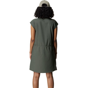 Houdini Dawn Kleid Damen willow green willow green