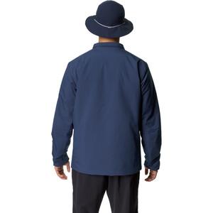 Houdini Enfold Jacke Herren bucket blue bucket blue