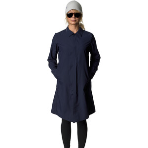 Houdini Nomad Parka Damen blue illusion blue illusion
