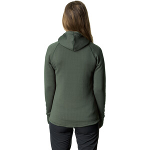 Houdini Power Air Houdi Fleecejacke Damen baremark green baremark green