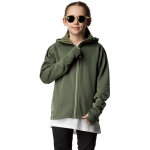Houdini Power Houdi Jacke Jugend willow green willow green