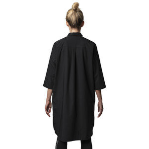 Houdini Route Shirt Kleid Damen true black true black