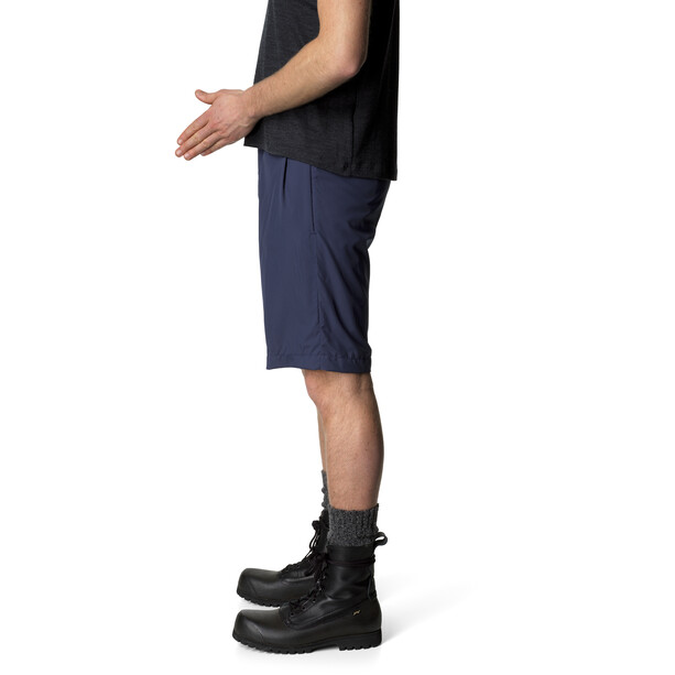 Houdini Weather Shorts blau