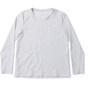 Houdini Cover mannskapskjorte Dame Grå Grå