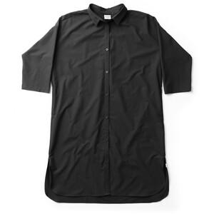 Houdini Route Shirt Dress Dam svart svart