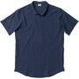 Houdini Shortsleeve Shirt Herr blå