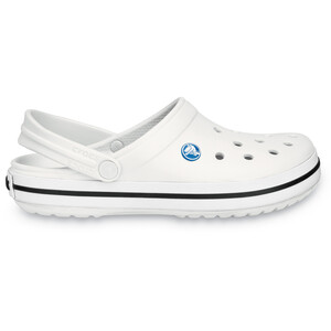 Crocs Crocband Clogs white white