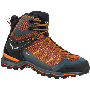SALEWA MTN Trainer Lite GTX Mid-Cut Schuhe Herren black out/carrot black out/carrot