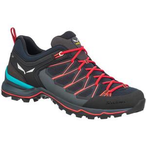 SALEWA MTN Trainer Lite Schuhe Damen premium navy/fluo coral premium navy/fluo coral