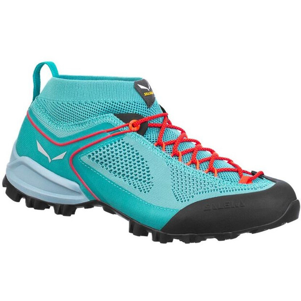 SALEWA Alpenviolet K Shoes Women, canal blue/ocean