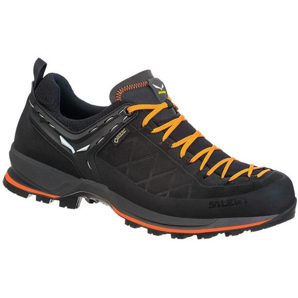 SALEWA MTN Trainer 2 GTX Shoes Herr black/carrot