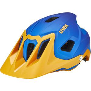 UVEX Quatro Integrale Helm blau/orange blau/orange